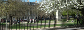 BRSLI, Queen Square, Bath