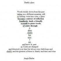 Darkly Glass
