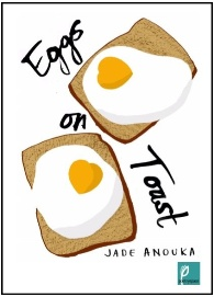 Front cover Eggs on Toast for website