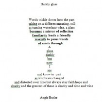 Darkly Glass