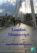 London manuscript cover for shop